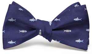Bonefish Club: Bow Tie – Navy