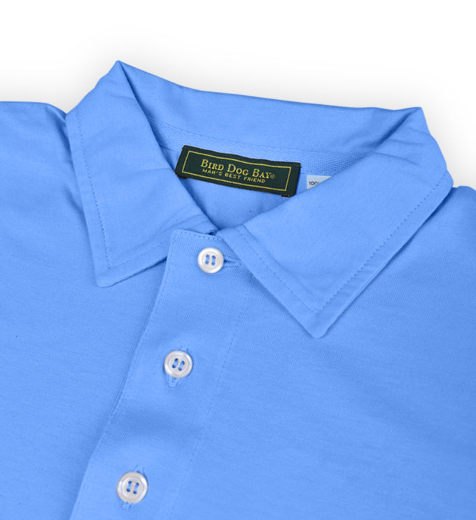 Fulton: Polo Shirt - Coastal