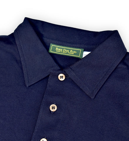 Fulton: Polo Shirt - Navy