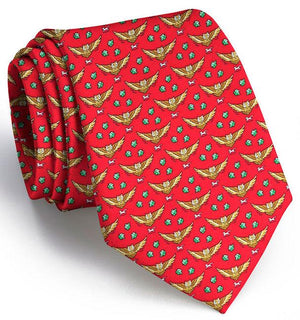 Hooter Hunt: Tie - Red