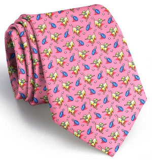 Canine Caddy: Tie - Pink