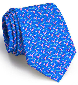 Flamingo Freestyle: Extra Long - Mid Blue