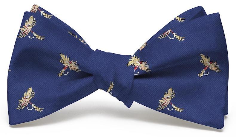 Royal Wulff Club: Bow Tie - Navy