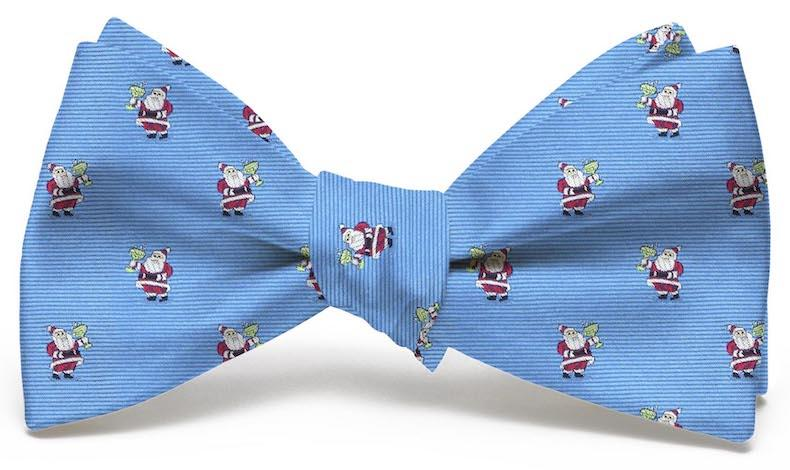 Cocktail Kringle Club: Bow Tie - Light Blue