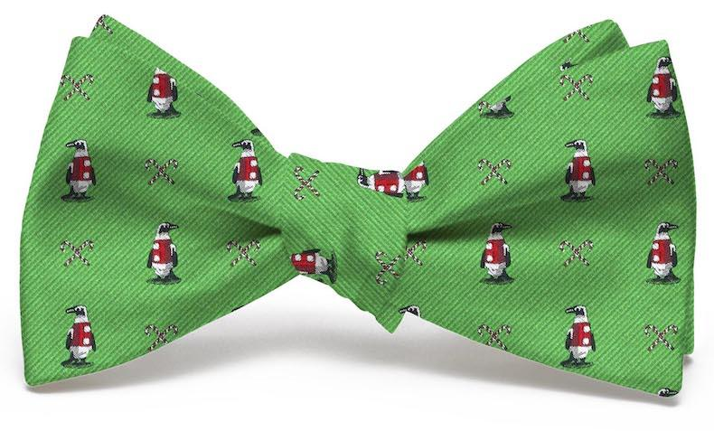 North Pole Parade Club: Bow Tie - Green
