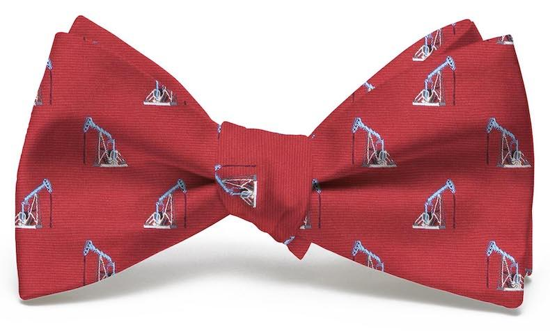 Thirsty Birds Club: Bow Tie - Red