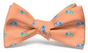 Vespas: Bow Tie - Orange