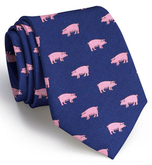Pigs: Extra Long - Navy