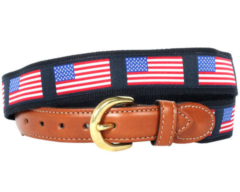 Flags Belt