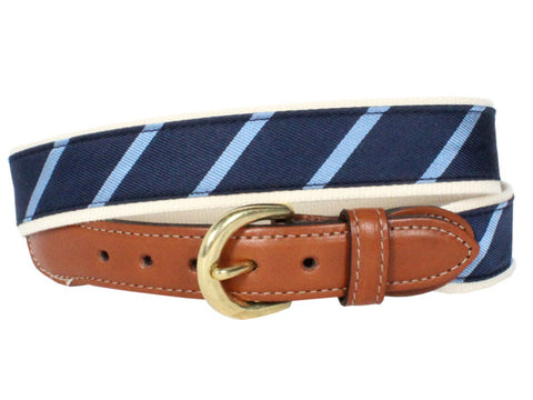 Stowe Belt Navy Carolina