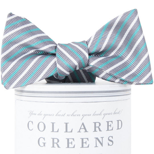 Emerson Bow Tie Grey