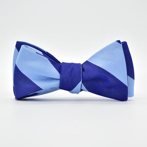 Benthaven: Bow Tie - Light Blue/Navy
