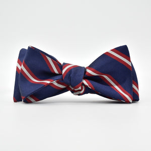 Berkshire: Bow Tie - Navy/Red
