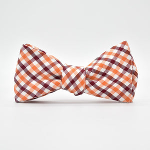 Gameday: Bow Tie - Maroon/Orange
