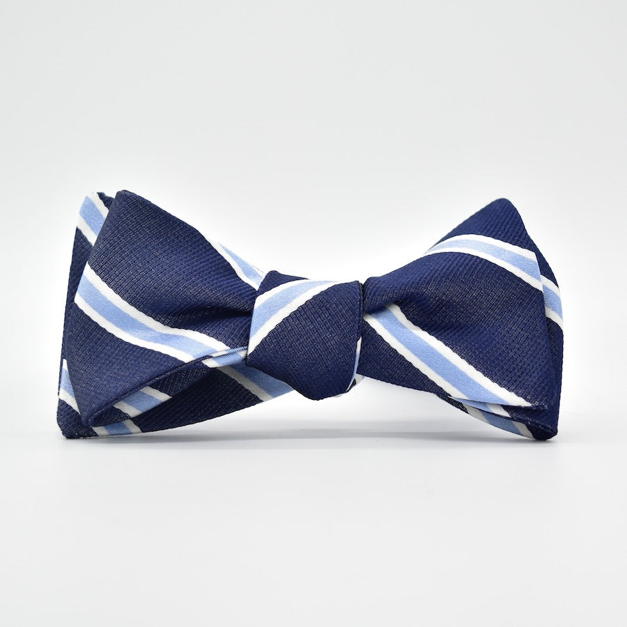 James: Bow Tie - Navy/Blue