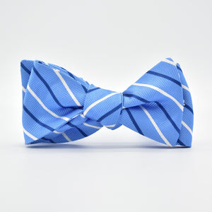 Lewis: Bow Tie - Light Blue/Navy