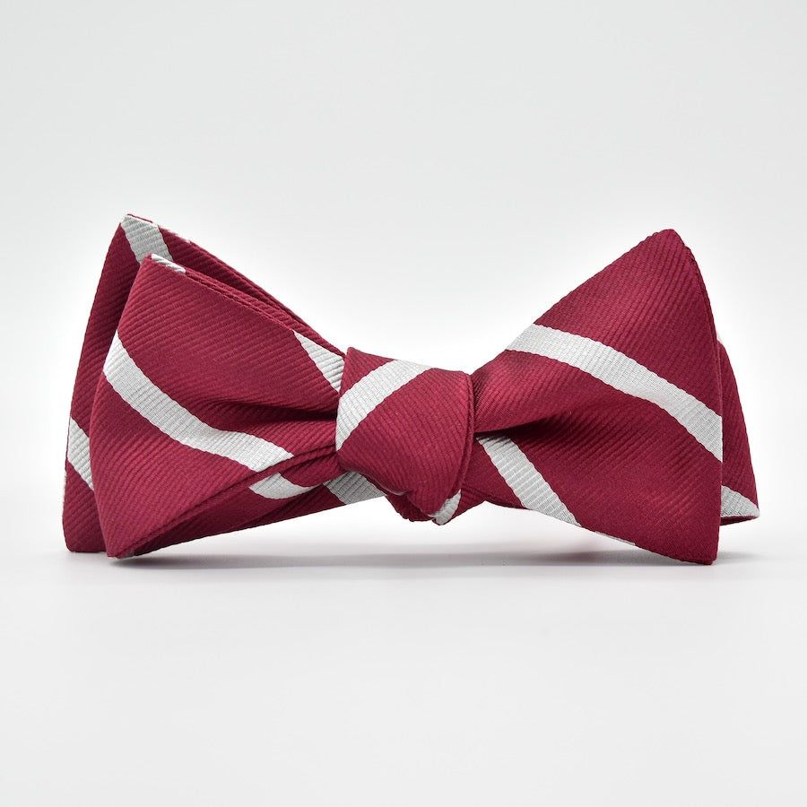 Stowe: Bow Tie - Red/White