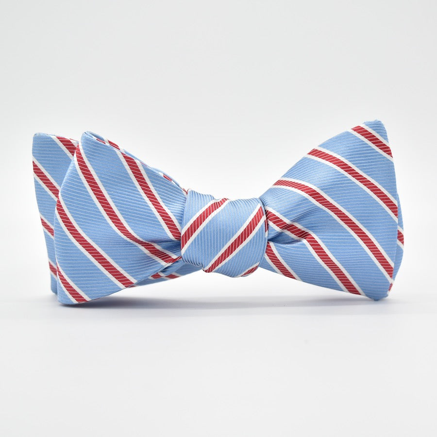 Whitman: Bow Tie - Blue/Red
