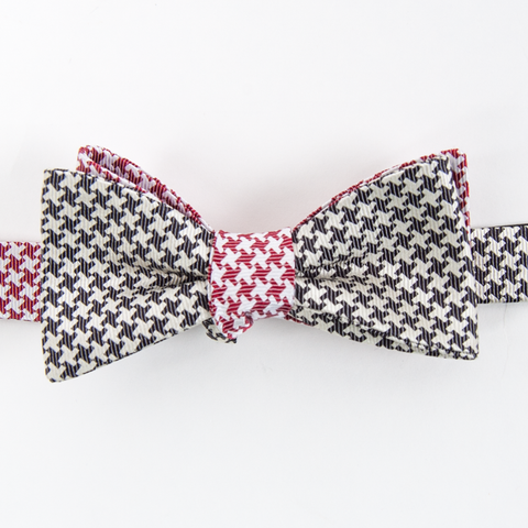 Gatsby Gameday Mixer Bow Tie Bow Ties - Collared Greens American Made