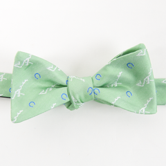 Secretariat Bow Tie Bow Ties - Collared Greens American Made