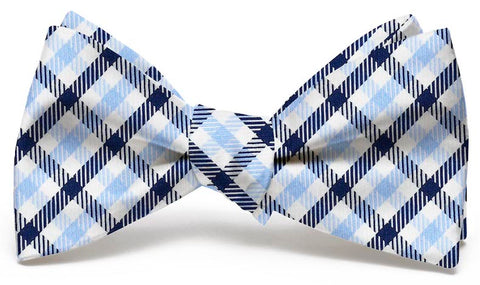 Gameday: Bow Tie - Blue/Navy