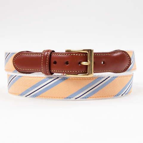 Maple Belt Orange Belts - Collared Greens American Made