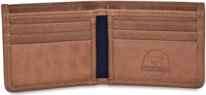 American Flag: Billfold Wallet - Navy