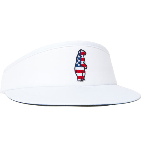 Boss Visor White
