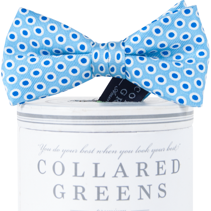 Boys Petty Bow Tie Boys Bow Ties - Collared Greens American Made