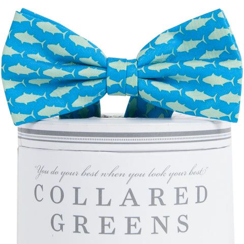 Boys Tuna Bow Tie Boys Bow Ties - Collared Greens American Made