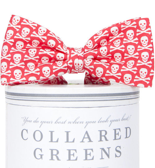 Boys Walk the Plank Bow Tie Boys Bow Ties - Collared Greens American Made