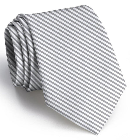 Signature Stripe: Extra Long - Gray