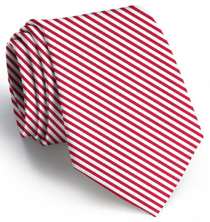 Signature Stripe: Extra Long - Red