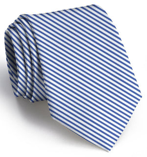 Signature Stripe: Extra Long - Navy