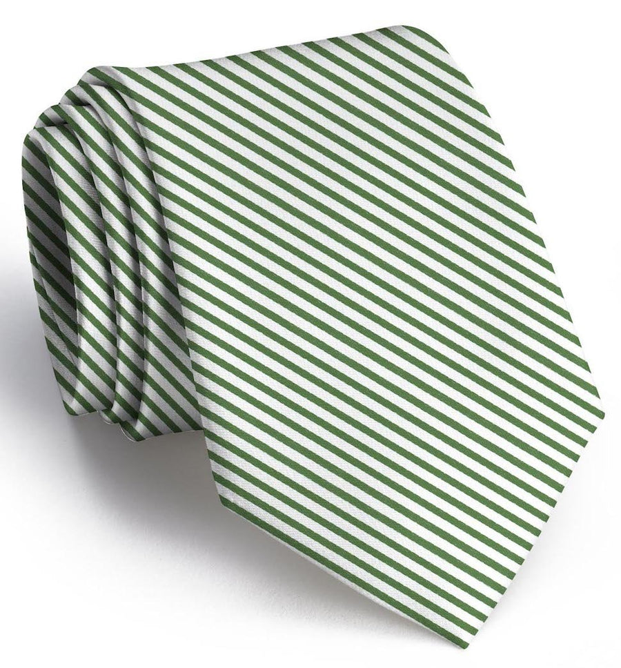 Signature Stripe: Extra Long - Dark Green
