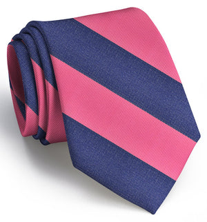 Benthaven: Extra Long - Fuchsia/Navy