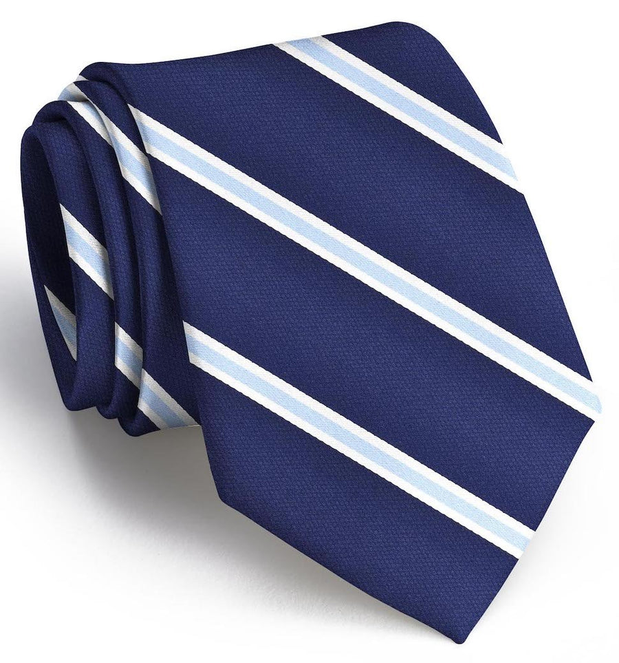 James: Tie - Navy/Blue