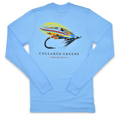 Looking Fly: Long Sleeve T-Shirt - Carolina