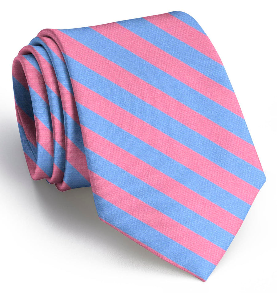 Newman: Tie - Pink/Blue