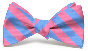 Newman: Bow Tie - Pink/Blue