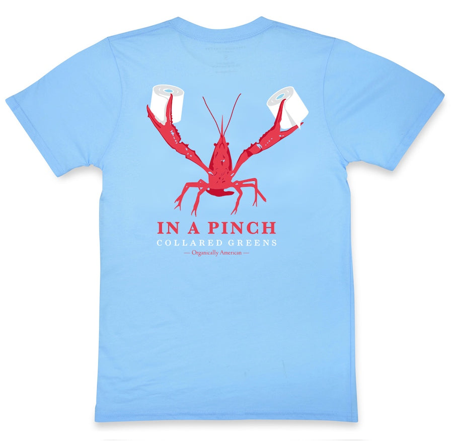 In A Pinch: Short Sleeve T-Shirt – Carolina