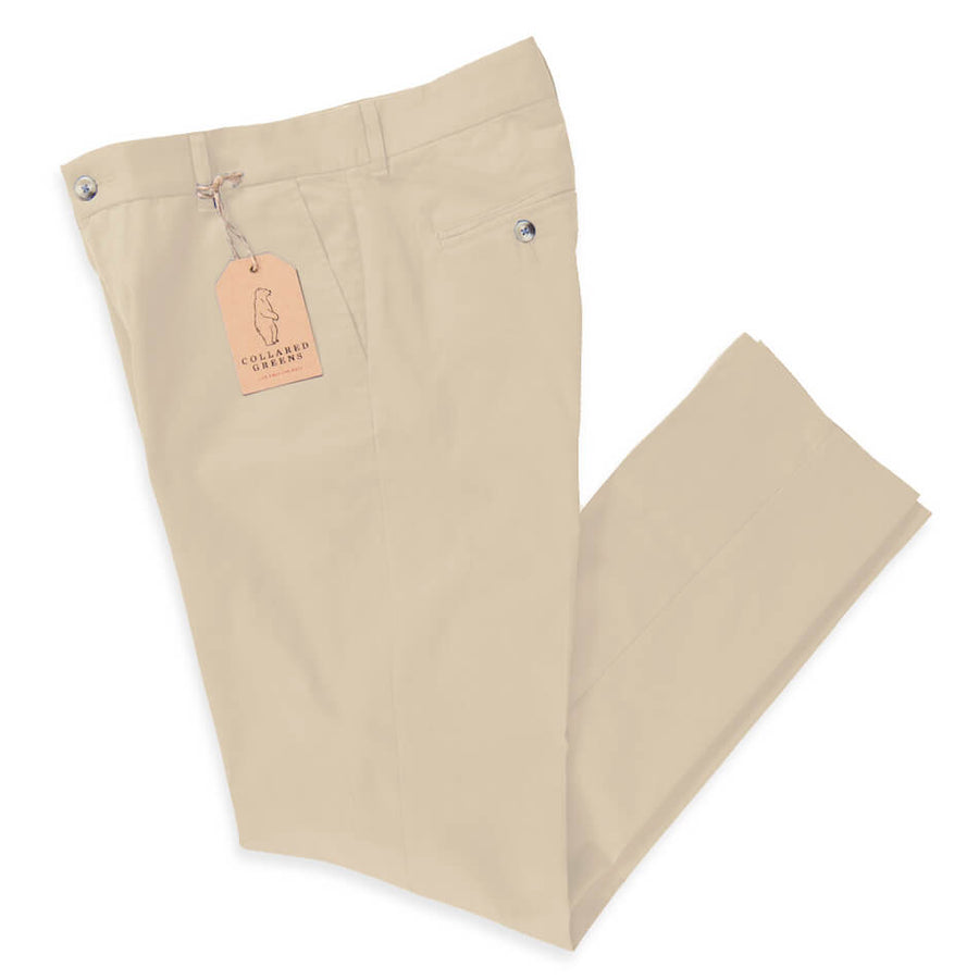 Lowcountry Khakis: Oyster