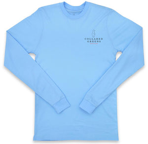 Aviator Lab: Long Sleeve T-Shirt - Carolina