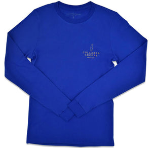Field & Stream: Long Sleeve T-Shirt - Royal Blue
