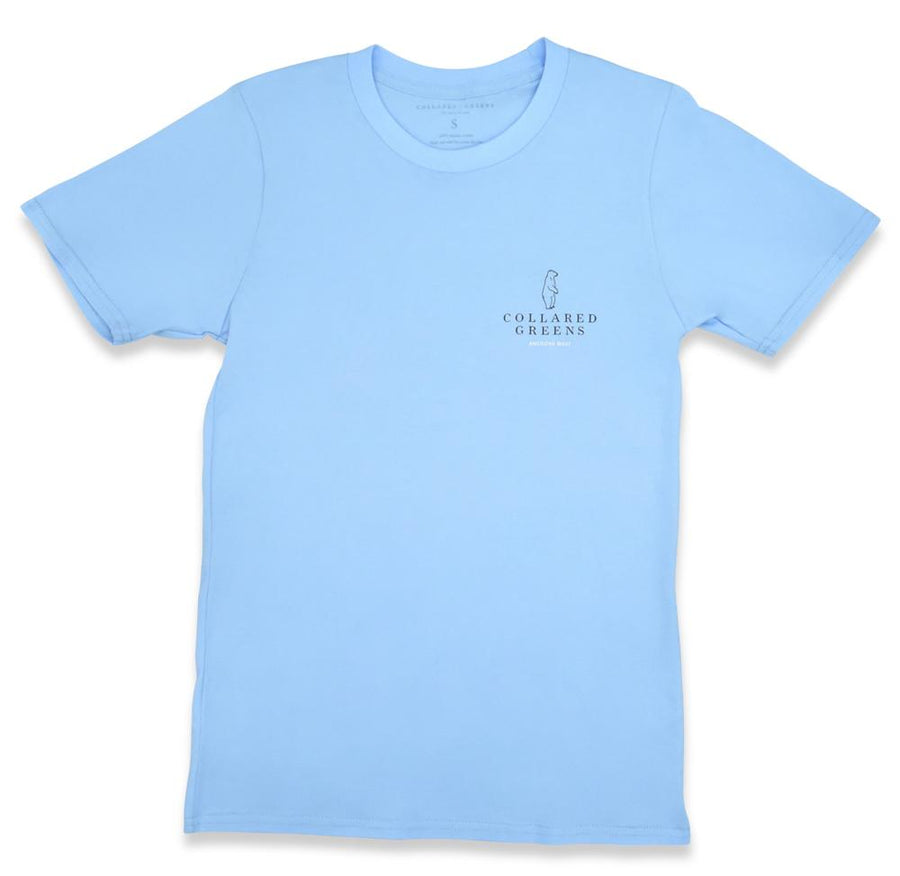 Outboard: Short Sleeve T-Shirt - Carolina
