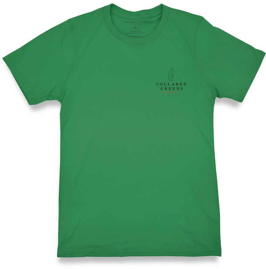 Vintage Bronco: Short Sleeve T-Shirt - Kelly Green