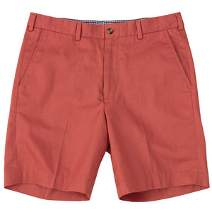 Shem Creek: Shorts - Sunset Red