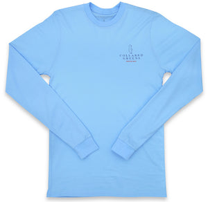 American Marlin: Long Sleeve T-Shirt - Carolina