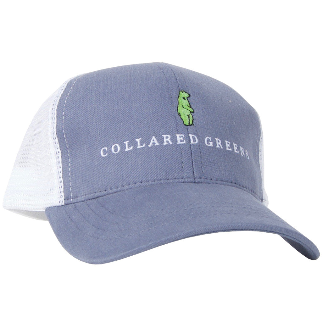 CG Trucker Hat Cool River/White