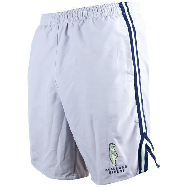 CG Athletic Shorts Grey Athletic Shorts - Collared Greens American Made